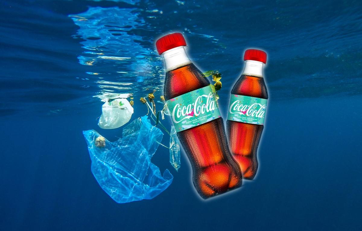 coca cola ocean