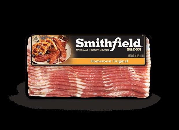 smithfield racin' for bacon