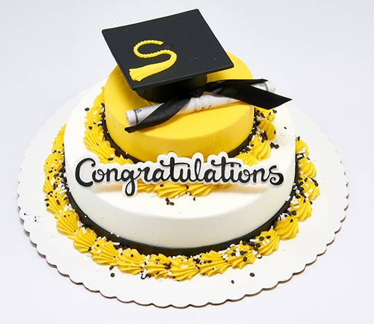 Pleasant Sams Club Launches Smaller Sized Cakes For 2020S Virtual Graduates Funny Birthday Cards Online Alyptdamsfinfo