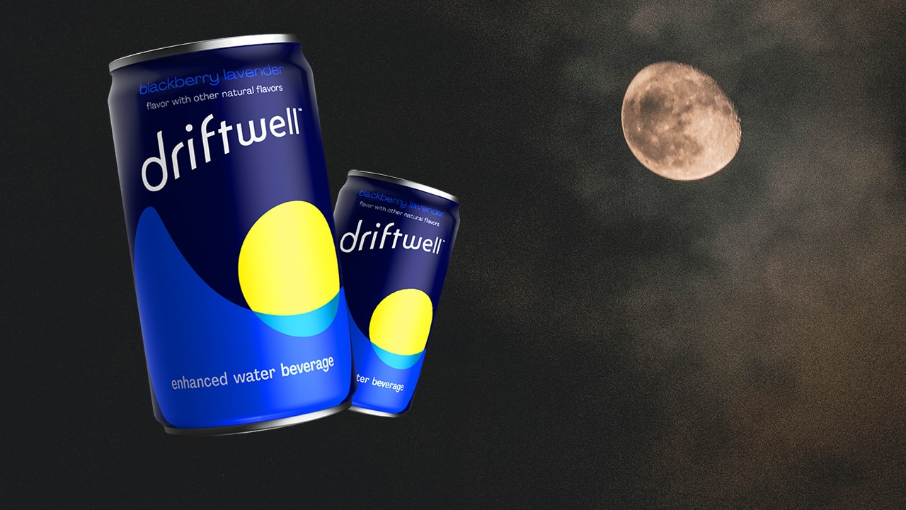 Pepsico's Newest Beverage Is Supposed To Help You Sleep Better