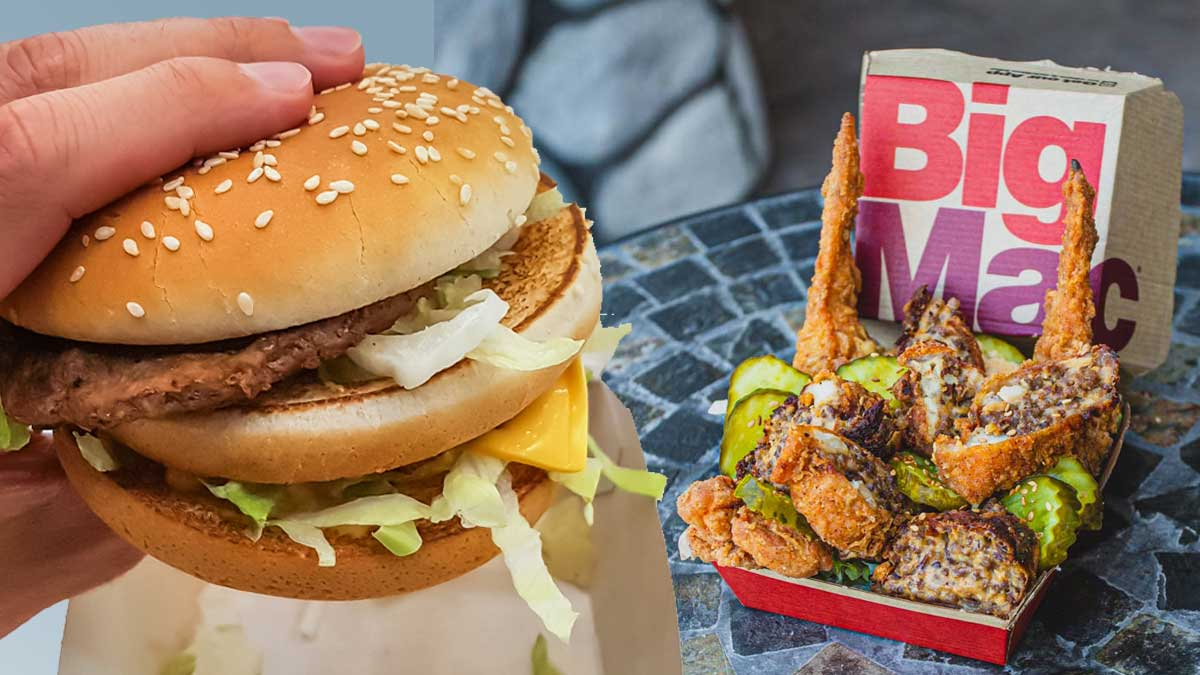 If McDonald's Made Big Mac Wings, This Is What They'd Look ...