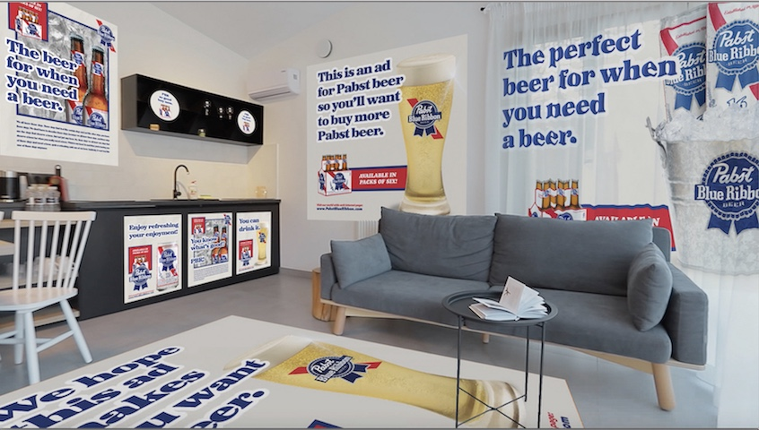 Pabst Blue Ribbon Wants To Pay You To Advertise