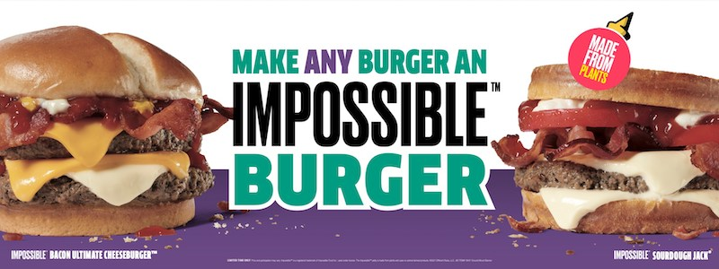 Jack In The Box Impossible Burger