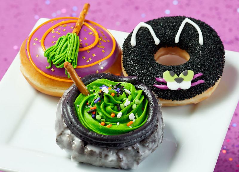 Krispy Skreme Doughnuts