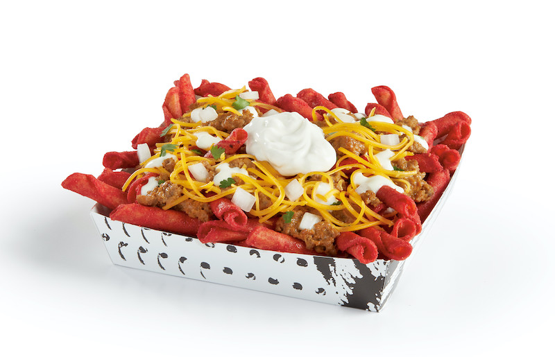 Del Taco Takis